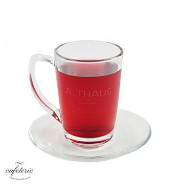 Cana ceai Althaus, 300 ml sticla (fara farfurioara)