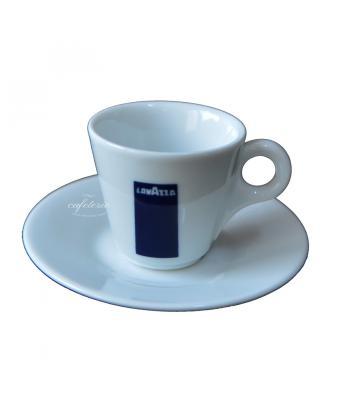 Cescuta si farfurioara Lavazza pentru cafea espresso