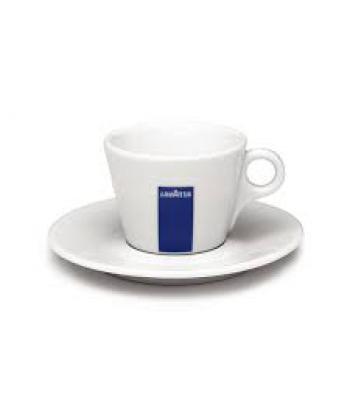 Ceasca cu farfurioara Lavazza pentru Cappuccino