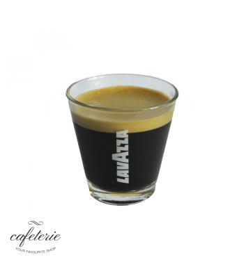 Pahar sticla Lavazza, espresso