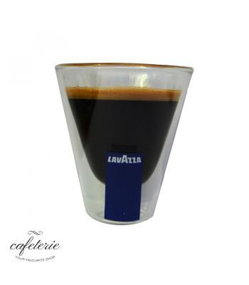Pahar cafea cu pereti dubli, Lavazza