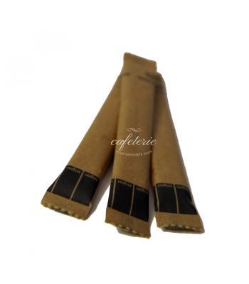 Zahar brun, stick,  Lavazza, 100 bucati