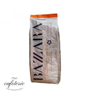 Bazzara Gran Cappuccino, cafea boabe 1 kg