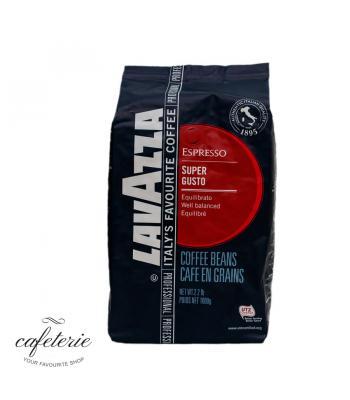 Super Gusto, cafea Lavazza, 1 kg