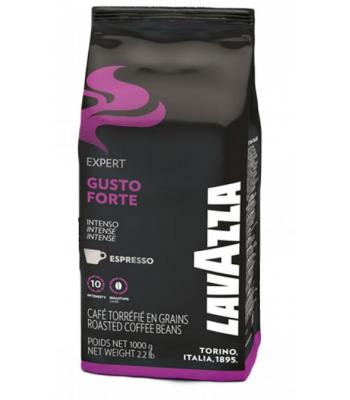 Lavazza Expert Gusto Forte, cafea boabe, 1 kg
