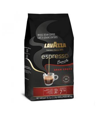 Barista Gran Crema (L'espresso Gran Crema), cafea boabe Lavazza, 1 kg