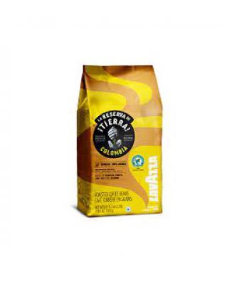 Lavazza Tierra Colombia Espresso Aromatic , cafea boabe, 1 kg