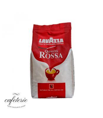 Qualita Rossa, cafea boabe 40% Arabica Lavazza, 1 kg