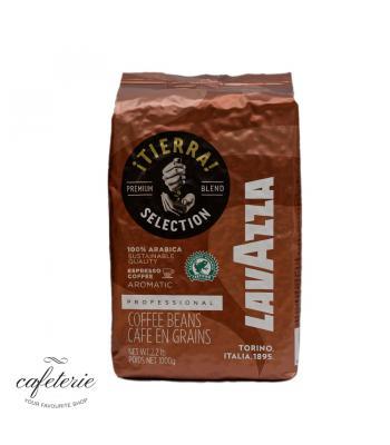 Tierra,  cafea boabe Lavazza 1 kg