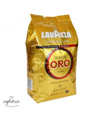 Qualita Oro, cafea boabe 100% arabica Lavazza, 1 kg