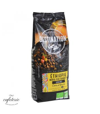 Ethiopia Moka, Cafea boabe organica, 100% arabica, 1 kg