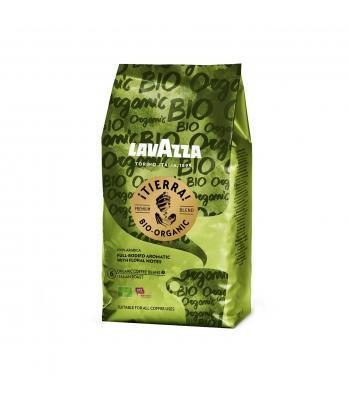 Tierra Bio, cafea boabe Lavazza 1 kg