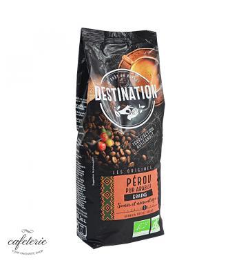Peru, cafea boabe Bio Destination, 100% arabica, 1 kg