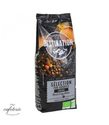 Selection Pur Arabica, cafea boabe Destination, 250g