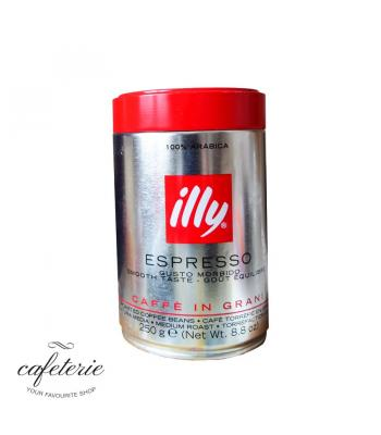 Illy, cafea boabe, 250 grame