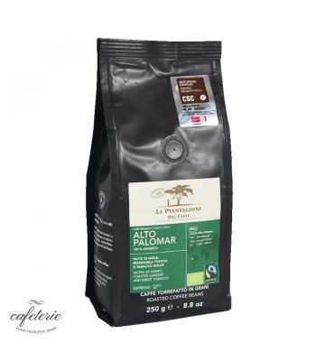 Alto Palomar, cafea boabe Le piantagioni del caffe, 250gr