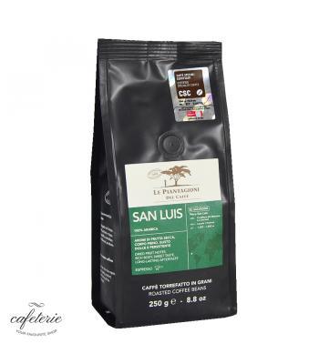 San Luis, cafea boabe Le piantagioni del caffe, 250gr