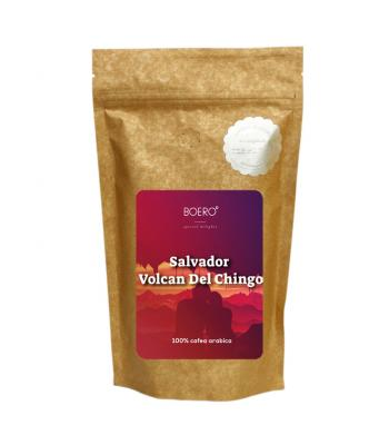Salvador Volcan del Chingo, cafea boabe proaspat prajita, Boero 250 gr