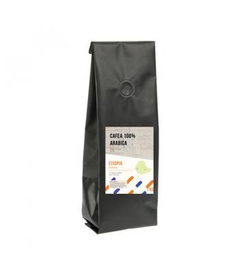 Etiopia Sidamo, cafea boabe 1 kg