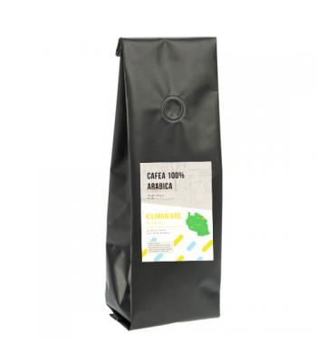Kilimanjaro, cafea boabe 100% arabica, 1 kg, Vertis