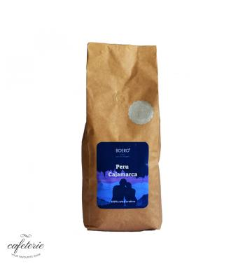 Peru Cajamarca, cafea boabe proaspat prajita, 1 kg