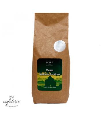 Peru Altura, cafea boabe proaspat prajita, Boero 1 kg