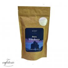 Peru Cajamarca, cafea macinata  proaspat prajita, 250 grame