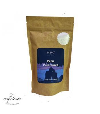 Peru Cajamarca, cafea boabe proaspat prajita, 250 grame