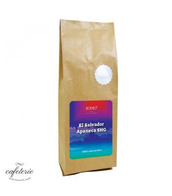 El Salvador Apaneca SHG, cafea macinata proaspat prajita Boero, 1 kg