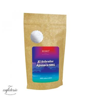 El Salvador Apaneca SHG, cafea macinata proaspat prajita Boero, 250 grame