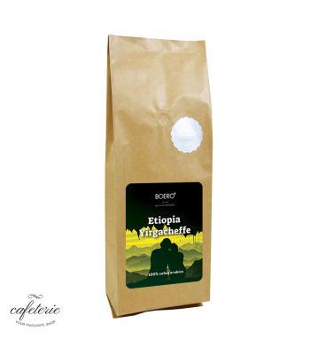 Etiopia Yirgacheffe, cafea macinata proaspat prajita, 1 kg
