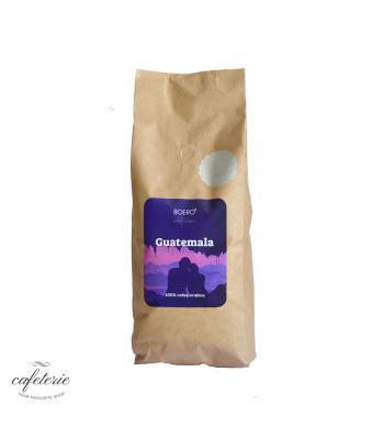 Guatemala SHB, cafea macinata proaspat prajita, Boero 1 kg