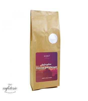 Salvador Volcan del Chingo, cafea macinata proaspat prajita Boero, 1 kg