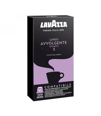Avvolgente, 10 capsule Lavazza, compatibile Nespresso