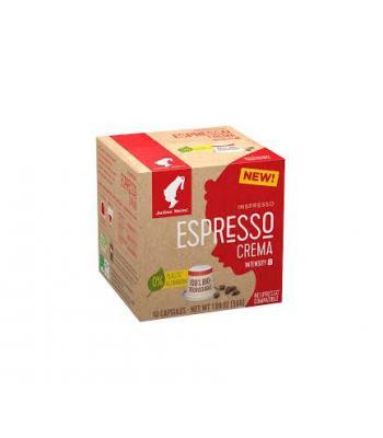 Espresso Crema, Julius Meinl, capsule cafea, compatibile Nespresso-