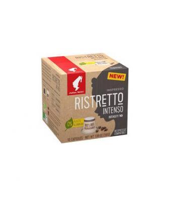 Ristretto Intenso, Julius Meinl, capsule cafea compatibile Nespresso