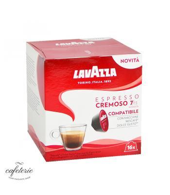 Capsule Lavazza Espresso Cremoso, 16 buc, compatibile Dolce Gusto