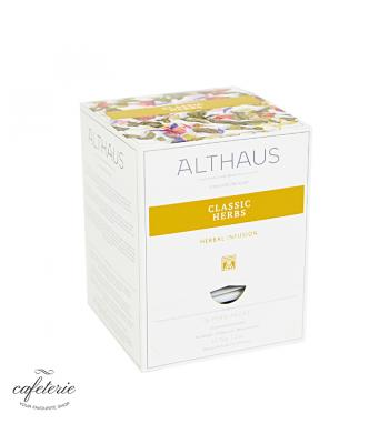 Ceai piramida Althaus, Classic Herbs, Pyra Pack