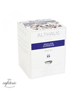 Ceai piramida Althaus, English Superior, Pyra Pack