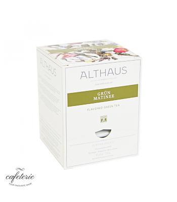Ceai piramida Althaus, Grun Matinee, Pyra Pack