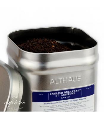Loose tea, English Breakfast, ceai vrac Althaus