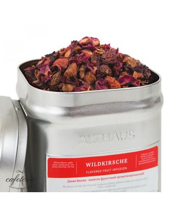 Wild Cherry, ceai vrac Althaus 250 gr
