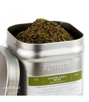 Loose tea, Casablanca Mint, ceai vrac Althaus
