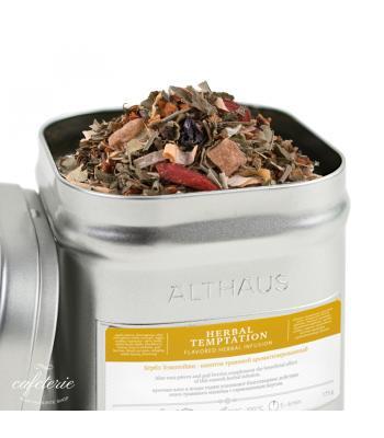 Loose tea, Herbal Temptation, ceai vrac Althaus, 175 grame