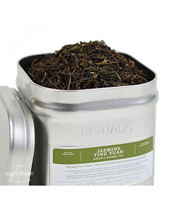 Loose tea, Jasmine Ting Yuan, ceai vrac Althaus
