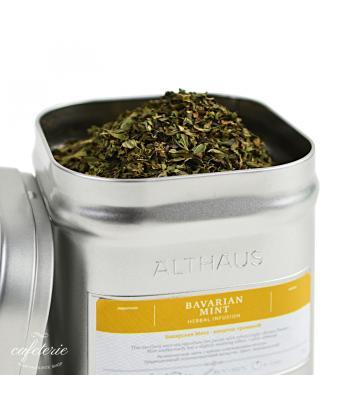 Loose tea, Bavarian Mint, ceai vrac Althaus