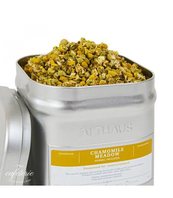 Loose tea, Chamomile Meadow, ceai vrac Althaus 75 grame