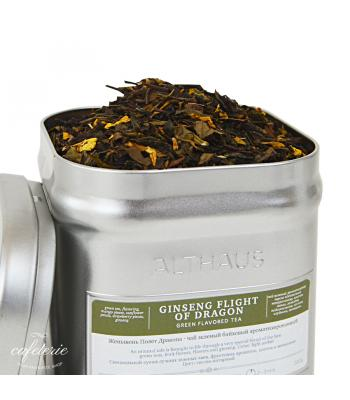 Loose tea, Ginseng Flight of Dragon, ceai vrac Althaus, 200 gr.