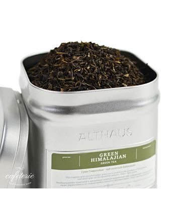 Loose tea, Green Himalajian, ceai vrac Althaus