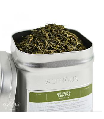 Loose tea, Sencha Senpai, ceai vrac Althaus